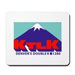 KTLK Denver 1975 -  Mousepad
