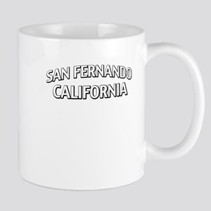San Fernando California Mug