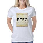 rtfc-shirt Women's Classic T-Shirt