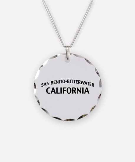 San Benito-Bitterwater California Necklace