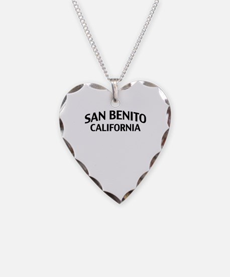 San Benito California Necklace