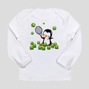 Tennis Long Sleeve Infant T-Shirt