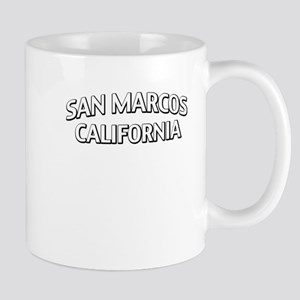 San Marcos California Mug
