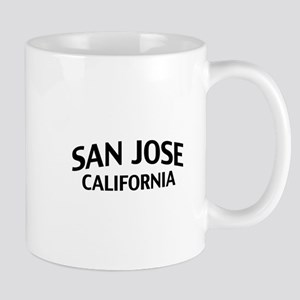 San Jose California Mug