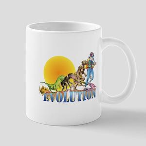 Scuba Evolution Mug