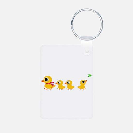 The distracted Duck Keychains