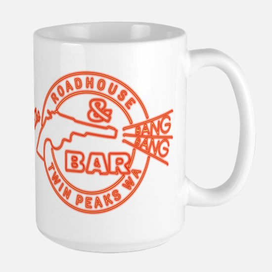 Twin Peaks Roadhouse Bang Bang Mugs