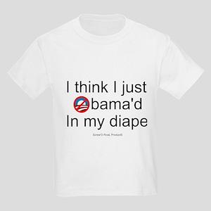 Obamad Diaper T-Shirt