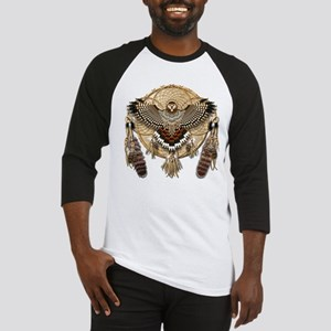 Red-Tail Hawk Dreamcatcher Baseball Jersey