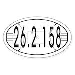 "Stateside Footy ""26.2.158"" Euro Oval TV"
