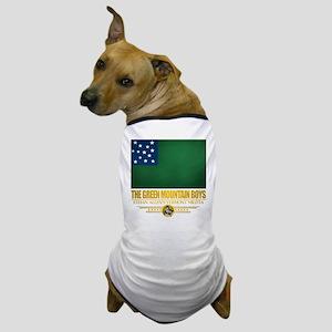 """The Green Mountain Boys"" Dog T-Shirt"