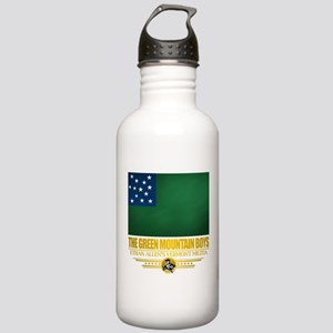 """""""The Green Mountain Boys"""" Stainless Water Bottle 1"""