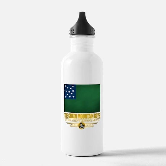 """The Green Mountain Boys"" Water Bottle"