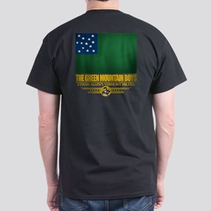 """The Green Mountain Boys"" Dark T-Shirt"