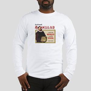 Magellan World Tour Long Sleeve T-Shirt