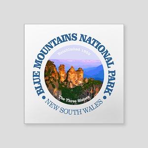 Blue Mountains NP Sticker