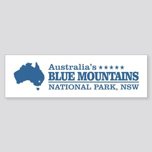 Blue Mountains NP Bumper Sticker