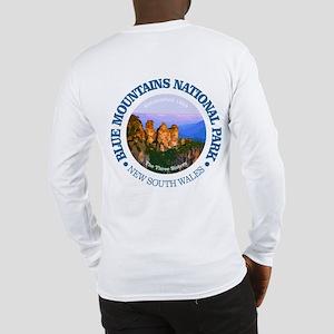 Blue Mountains Np Long Sleeve T-Shirt