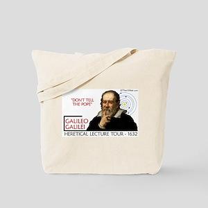 Galileo Heresy Tour Tote Bag