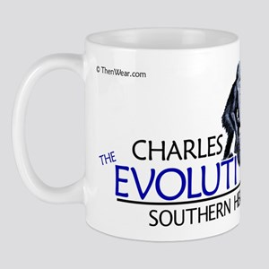 Darwin Evolution Tour Mug