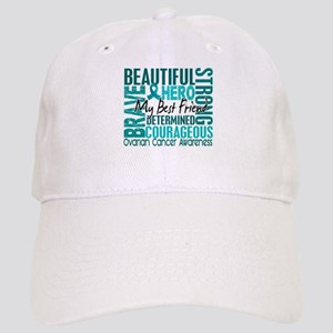 Tribute Square Ovarian Cancer Cap