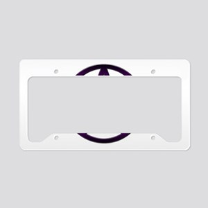 Penta01 License Plate Holder