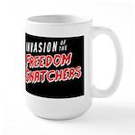 www.freedomsnatchers.com Mugs