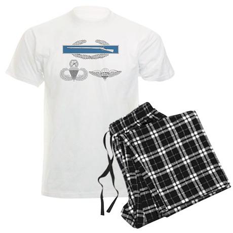 CIB Master Airborne Rigger Men's Light Pajamas