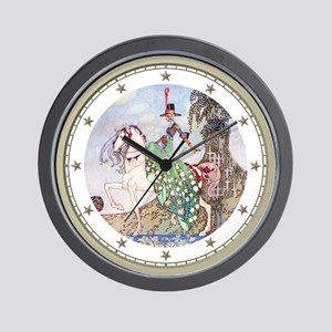 Kay Nielsen's Princess Minot Wall Clock