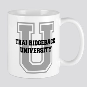 Thai Ridgeback UNIVERSITY Mug