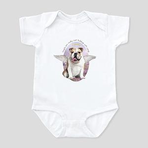 Bulldog Angel Infant Bodysuit