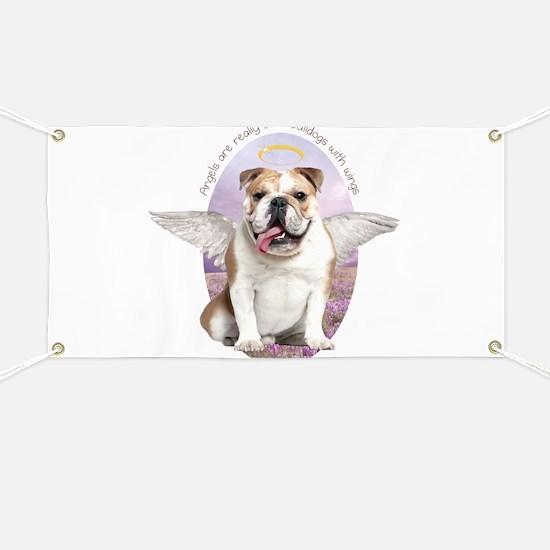 Bulldog Angel Banner