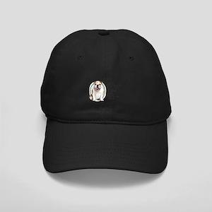 Dogs Make Lives Whole -Bulldog Black Cap