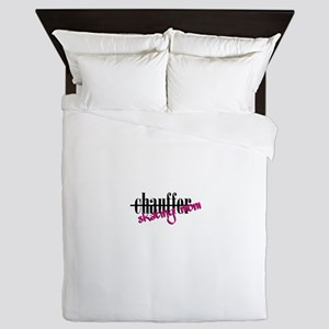 Chauffer Mom Queen Duvet