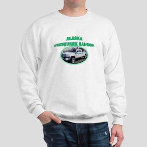 Alaska State Park Ranger Sweatshirt