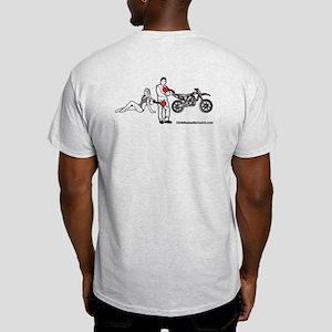 Harsh reality Light T-Shirt (2 sided)