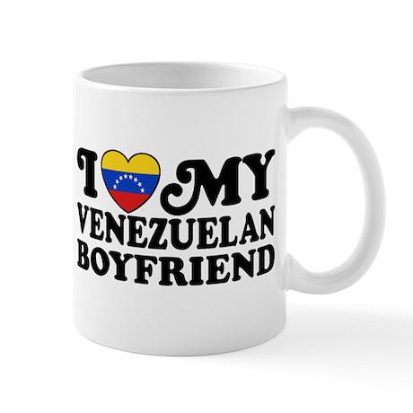 I Love My Venezuelan Boyfriend Mug
