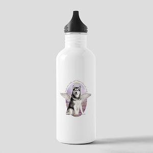 Malamute Angel Stainless Water Bottle 1.0L