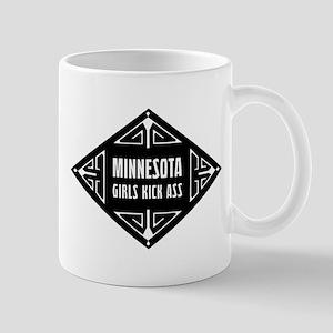 Minnesota Girls Kick Ass Mug