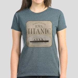 RMS TItanic Women's Dark T-Shirt