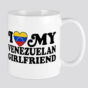 I Love My Venezuelan Girlfriend Mug