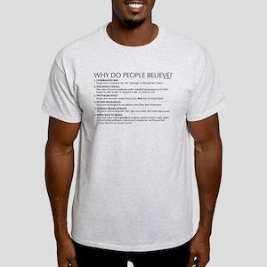 Skeptics9 Light T-Shirt
