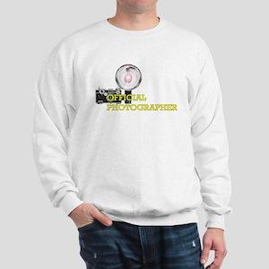 OFFICIAL PHOTOGRAPHER- Sweatshirt