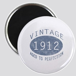 1912 Aged To Perfection Magnet