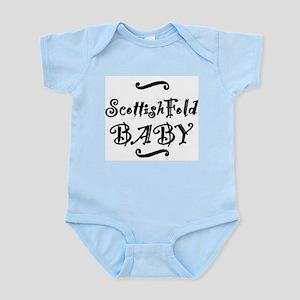 Scottish Fold BABY Infant Bodysuit