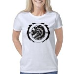 Tribal Wolf Women's Classic T-Shirt