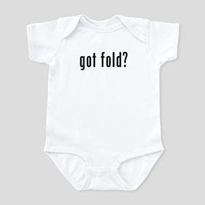 GOT FOLD Infant Bodysuit
