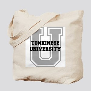 Tonkinese UNIVERSITY Tote Bag