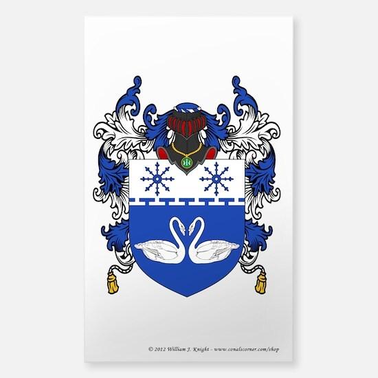 Ekaterina's Sticker (Rectangle)