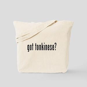 GOT TONKINESE Tote Bag